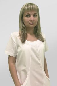 Астафурова Ольга Михайловна