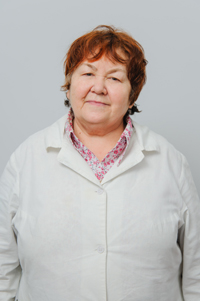 Колексникова Любовь Евгеньевна